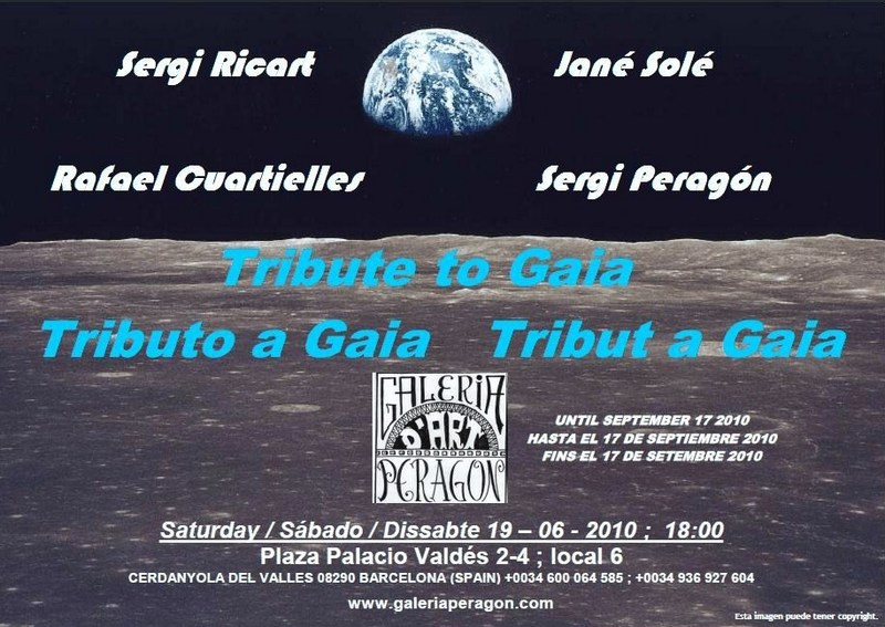 Tribute to Gaia